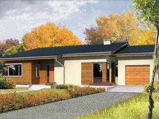 FHS Casas Prefabricadas Prefabricated home Aluminium/Zinc White