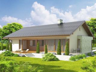 FHS Casas Prefabricadas Single family home Copper/Bronze/Brass Metallic/Silver