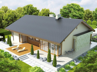 FHS Casas Prefabricadas Prefabricated home Metal Multicolored