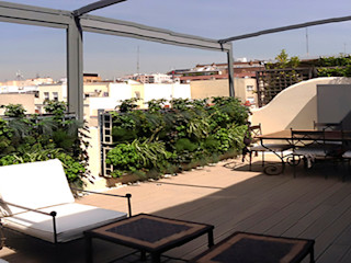 AIR GARDEN Modern Terrace