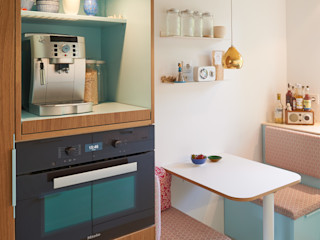 Koitka Innenausbau GmbH Eclectic style kitchen