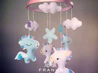 Franko & Co. Nursery/kid's roomAccessories & decoration