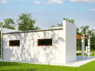FHS Casas Prefabricadas Single family home Iron/Steel Multicolored