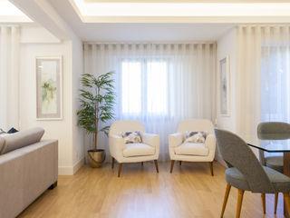 Traço Magenta - Design de Interiores SalonCanapés & Fauteuils