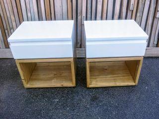 Eco Furniture Design BedroomBedside tables Wood