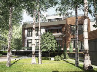 Частный проект загородного дома Y.F.architects Дома в стиле минимализм