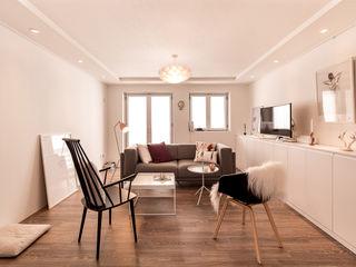 봄디자인 Living room