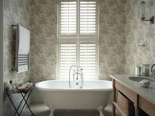 S:CRAFT Phòng tắm phong cách kinh điển Nhựa White