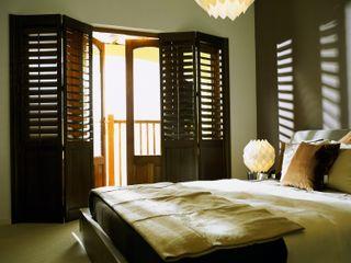 S:CRAFT Phòng ngủ phong cách kinh điển Than củi Brown