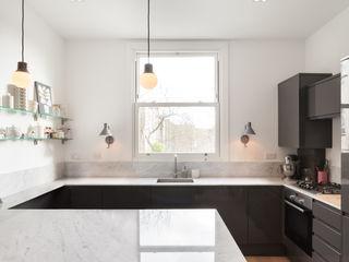Kilburn Chimney Flat Collective Works Modern Kitchen