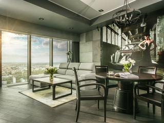 VIVINO Industrial style living room