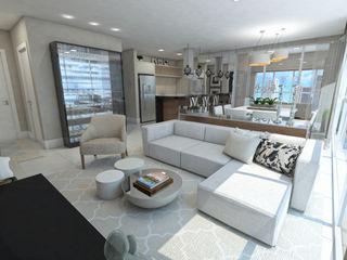 Skala Arquitetura e Engenharia Salon moderne