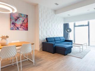 VIVINO Modern living room White