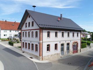 Dorfgemeinschaftshaus Markbronn Architekturbüro zwo P Klassische Häuser