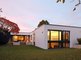 Wohnhaus F Architekturbüro zwo P Einfamilienhaus