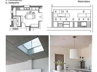 Cristina Lobo Moderne Küchen