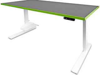 Gaming-Tisch Leeroy höhenverstellbar Büromöbel-Experte ArbeitszimmerSchreibtische