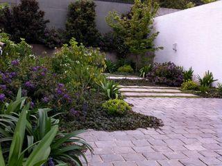 Aliwen Paisajismo Modern Bahçe