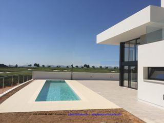 TI DYOV STUDIO Arquitectura. Concepto Passivhaus Mediterráneo. 653773806 Villas Blanco
