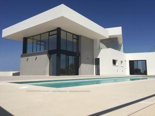 DYOV STUDIO Arquitectura, Concepto Passivhaus Mediterraneo 653 77 38 06 Casas unifamiliares Blanco