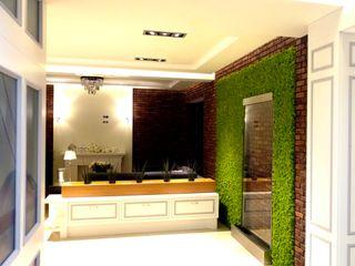 GREEN Project Paredes y suelosDecoración de paredes