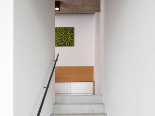 Wohnhaus S Architekturbüro zwo P Treppe