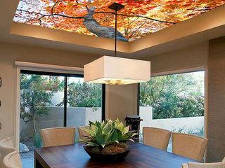 Fotoceramic Interior landscaping