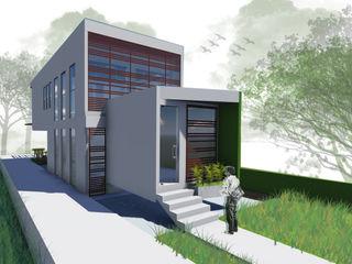 Detalhe Arquitetura e Engenharia Single family home
