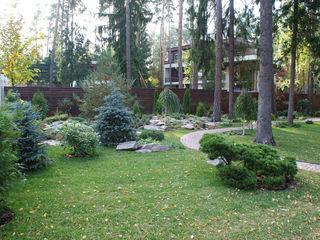 ПАН Ландшафт Industrial style garden