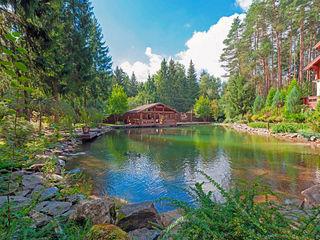 ПАН Ландшафт Garden Pond