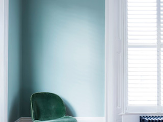 Ladbroke Road, Notting Hill, London - W11 Brosh Architects Moderne Schlafzimmer