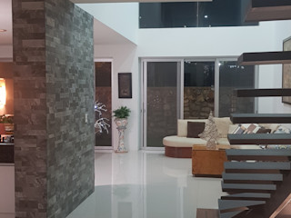 Arki3d Pasillos, vestíbulos y escaleras modernos