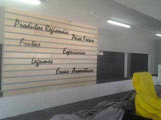 Bordalo Portas e Automatismos Офіс Метал Сірий