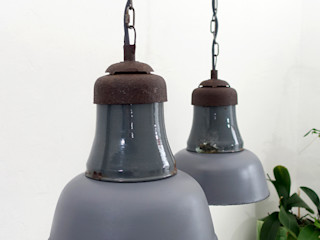 Maisondora Vintage Living EetkamerVerlichting Metaal Grijs