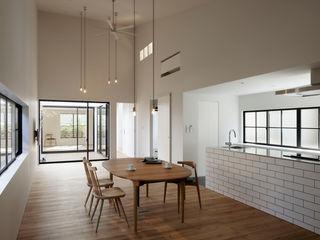 株式会社CAPD Scandinavian style dining room