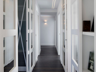 torradoarquitectura Koridor & Tangga Modern