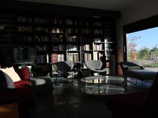 Vivienda Guadiana Golf DonStudio Salones de estilo moderno