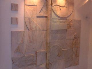 Pedro de Almeida Carvalho, Arquitecto, Lda Stairs Stone Beige
