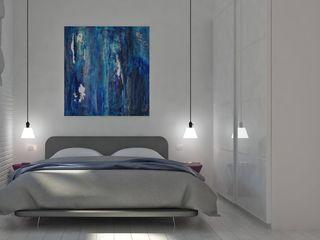 ULA architects غرفة نوم