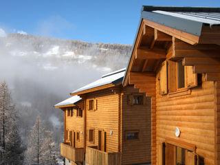 RUSTICASA   Hôtels + Tourisme   France + Ibérie EC-BOIS Hôtels rustiques Bois massif Effet bois