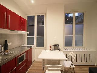 Agence ADI-HOME Ruang Makan Modern