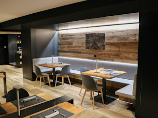 RI-NOVO Rustikale Bars & Clubs Holz Braun