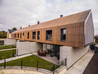 EC-Bois   Multi Home Experience   Les Alluets-le-Roi EC-BOIS Habitats collectifs Bois d'ingénierie Effet bois
