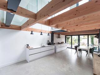 Bloot Architecture Dapur Modern Beton