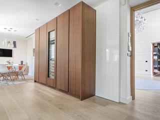 Tarimas de Autor Modern dining room Wood