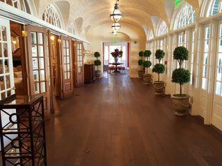 Shine Star Flooring راهرو سبک کلاسیک، راهرو و پله