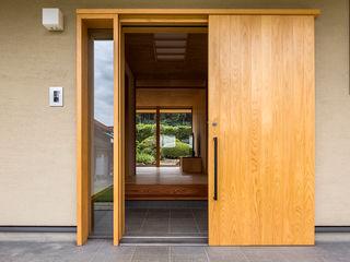 中山大輔建築設計事務所/Nakayama Architects Front doors