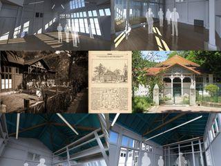 Pedro de Almeida Carvalho, Arquitecto, Lda Wooden houses Solid Wood White