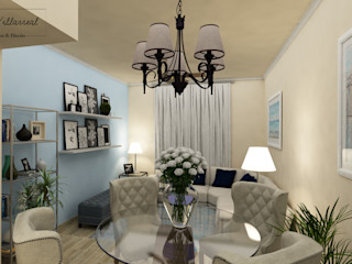 Citlali Villarreal Interiorismo & Diseño Classic style dining room