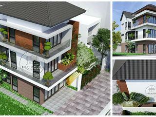 Thiết kế nhà phố hiện đại NEOHouse